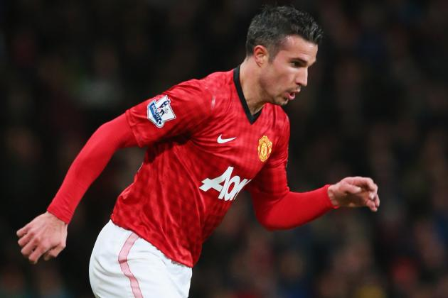 Van Persie: I Have Found Home at Manchester United
