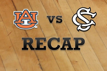 Auburn vs. South Carolina: Recap and Stats