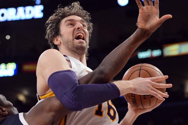 Pau Gasol Diagnosed with Plantar Fascia
