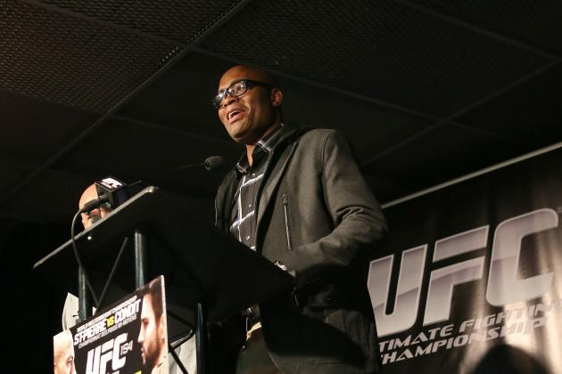 UFC'S New Ranking System off to Inauspicious Start
