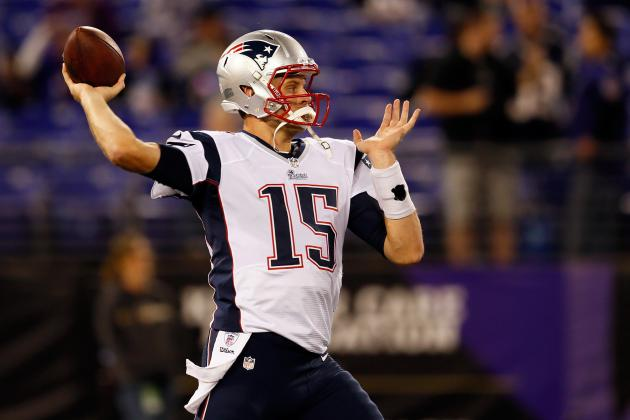 Arizona Cardinals Should Make a Play for the Patriots' Ryan Mallett