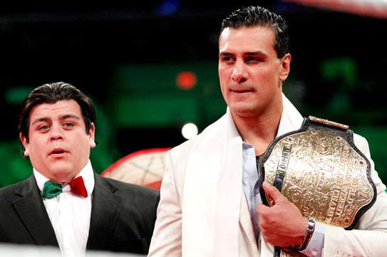 WWE News: Alberto Del Rio