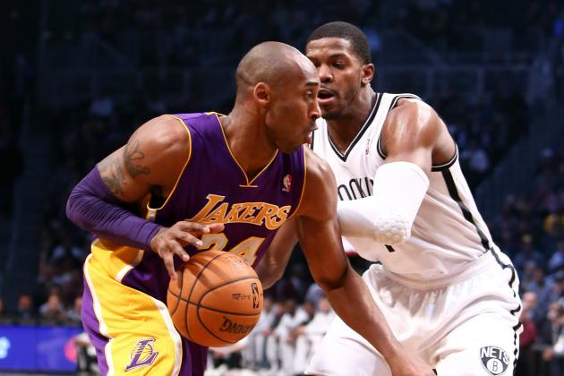 Nets Fall to Short-Handed Lakers at Home