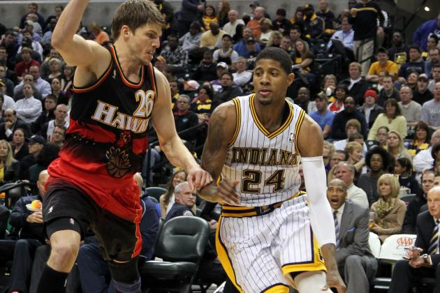 Pacers Get Rare Win Against Hawks, Run Home Win Streak to 15