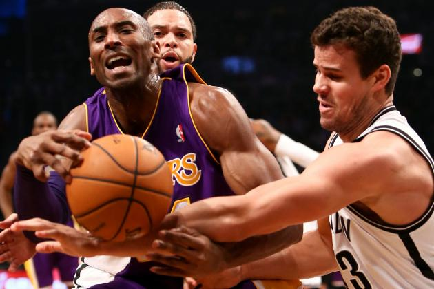 Undermanned Lakers Knock off Nets
