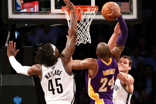 Lakers Win Three in a Row on the Road, Beat Nets in Brooklyn