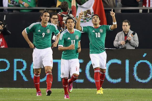 Mexico vs. Jamaica Live Stream: Viewing Info and Preview for World Cup Qualifier