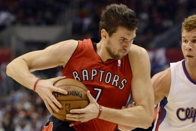 Raptors Poised to Get Andrea Bargnani Back