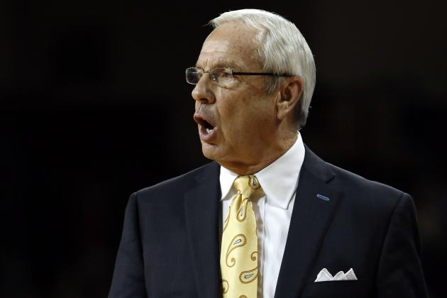 Bullock, UNC Blow by Wake Forest