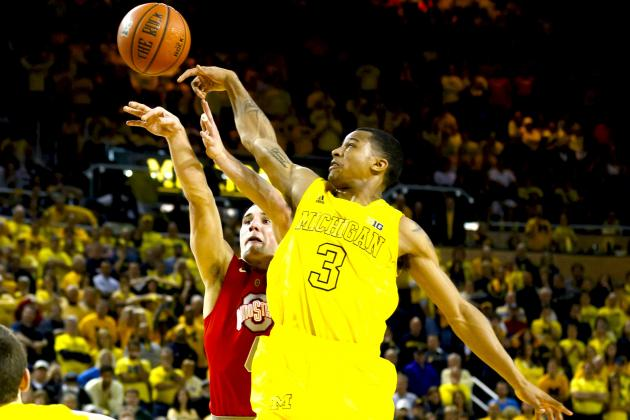 No. 3 Michigan Gets Revenge on No. 10 Ohio State, 76-74 in OT