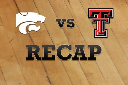 Kansas State vs. Texas Tech: Recap and Stats