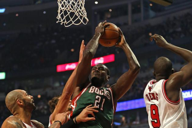 10 Reasons Why Samuel Dalembert's 35-Point Game May Signal the End of the World