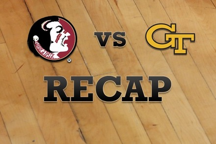 Florida State vs. Georgia Tech: Recap and Stats