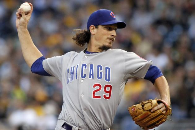 Jeff Samardzija Glad to See HGH Testing Begin