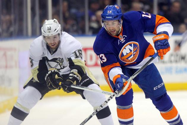 Crosby Overcomes Puck to Face in Pens' Win