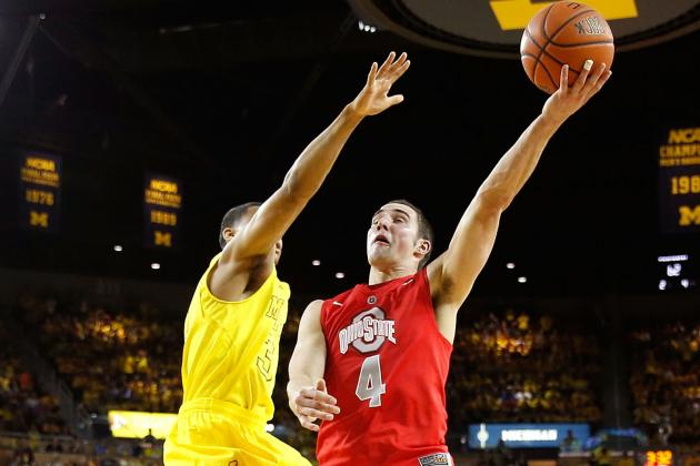 Ohio State Buckeyes Lose in Overtime at Michigan, 76-74