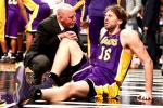 Pau Gasol Suffers Foot Injury vs. Nets