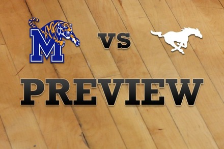 Memphis vs. Southern Methodist: Full Game Preview