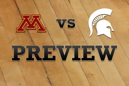 Minnesota vs. Michigan State: Full Game Preview