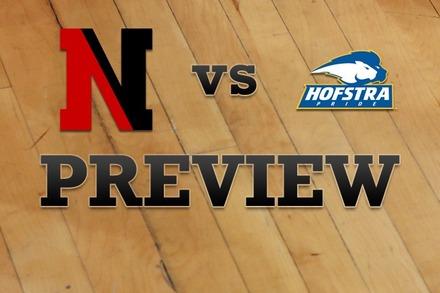 Northeastern vs. Hofstra: Full Game Preview