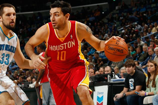 Ultimate Rockets  Rockets Report: Sore Elbow Sidelines Delfino