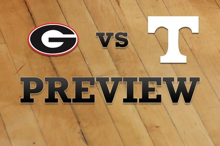 Georgia vs. Tennessee: Full Game Preview