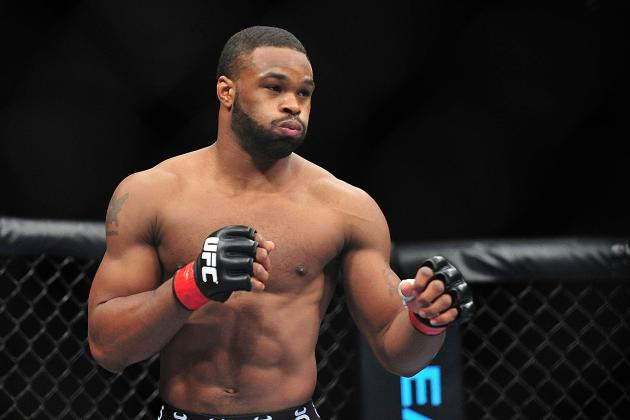 Tyron Woodley Wants to Fight Rory MacDonald; Not Interested in Demian Maia