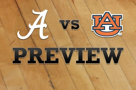 Alabama vs. Auburn: Full Game Preview