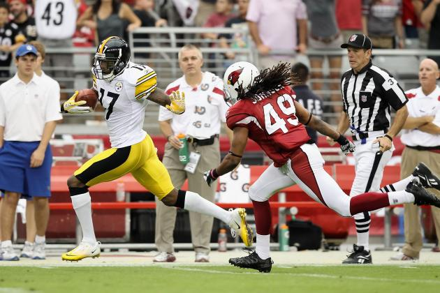 Pittsburgh Steelers 2013 Draft: Mike Wallace Doesn't Need to Be Replaced