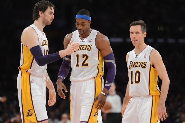 The 3 Most Logical Trade Targets for the L.A. Lakers