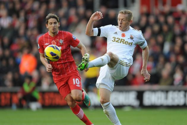 Skipper Monk Joins Team-Mate Britton in Signing New Swansea Deal Until 2015