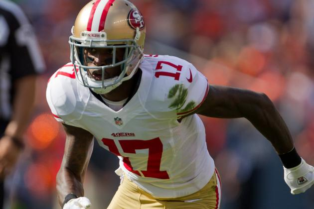 A.J. Jenkins Planning to Train with Colin Kaepernick