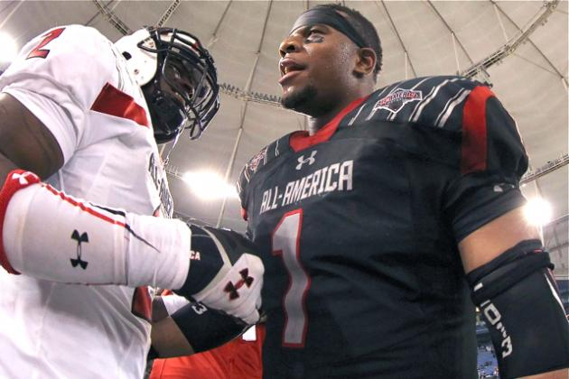 Robert Nkemdiche to Ole Miss: Rebels Land 5-Star DE Recruit
