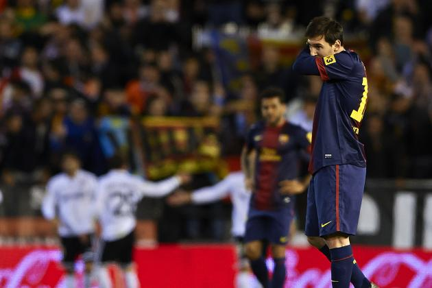 Why February Is the Cruellest Month for Barca