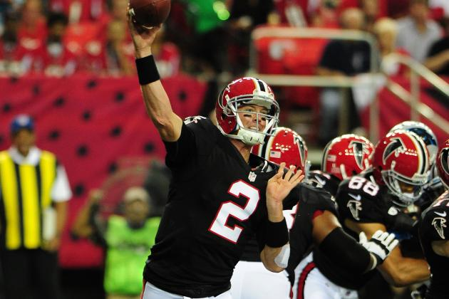 Atlanta Falcons: Is It Time for an Identity Change?