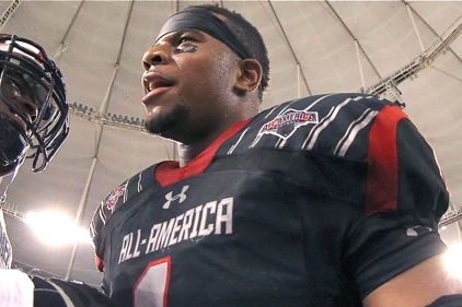 Robert Nkemdiche to Ole Miss: Twitter Weighs in as 5-Star DE Picks Rebels