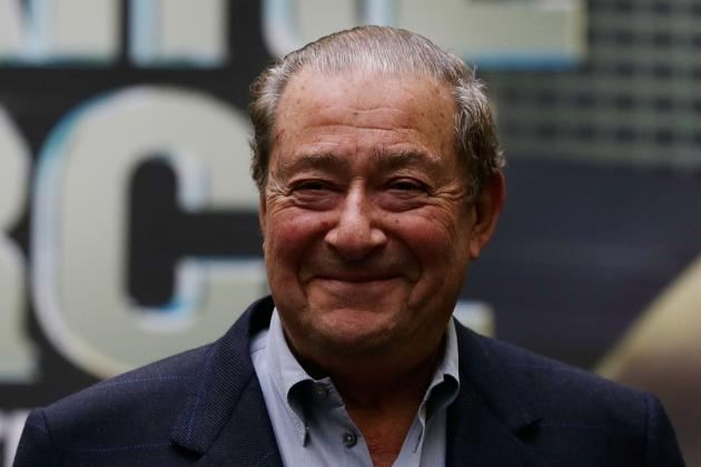 Arum: Donaire vs. Darchinyan Might Be a Better Fight