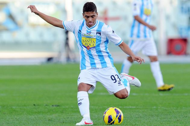 Juan Fernando Quintero Could Be Heading out of Pescara in the Summer