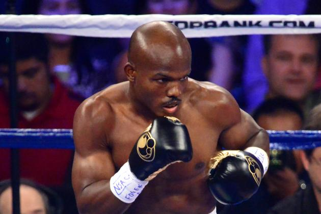 Bradley's Manager: Tim Too Fast, Skilled for Provodnikov