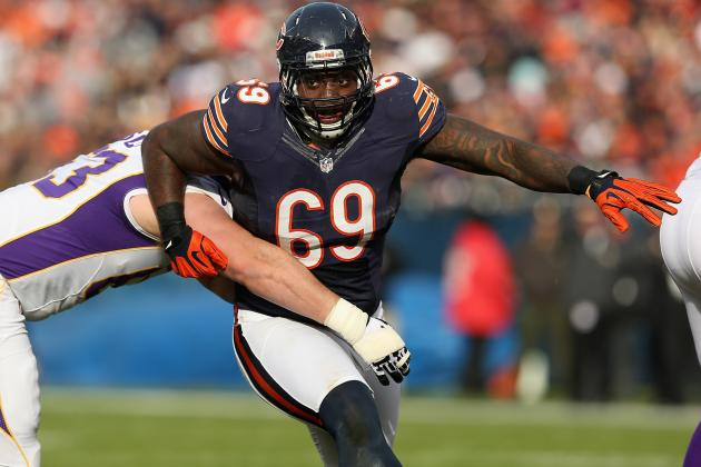 Bears Free Agency Preview: DTs