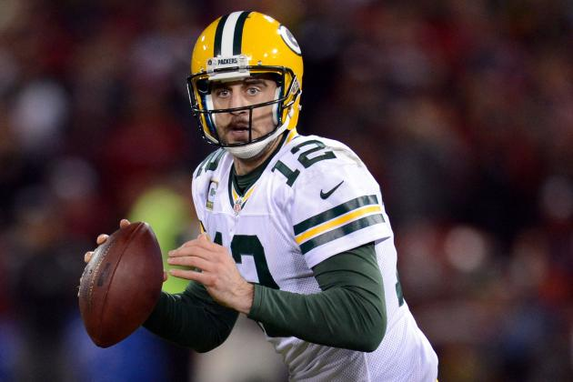 Aaron Rodgers: Time for a Brett Favre, Packers Reunion