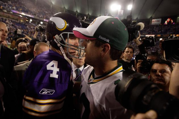 Debate: Will Rodgers Have a Better Career Than Favre?