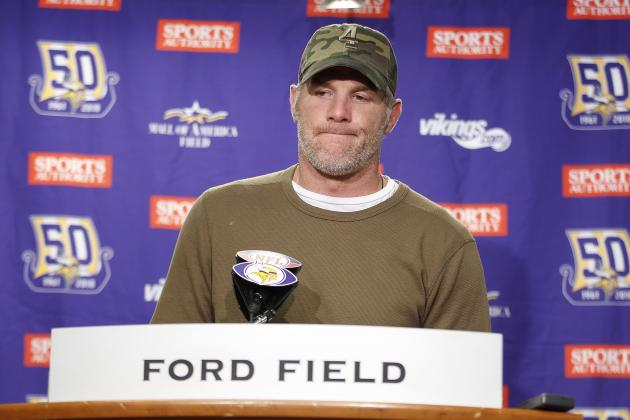 Brett Favre Must Swallow His Pride and Embrace the Green Bay Packers