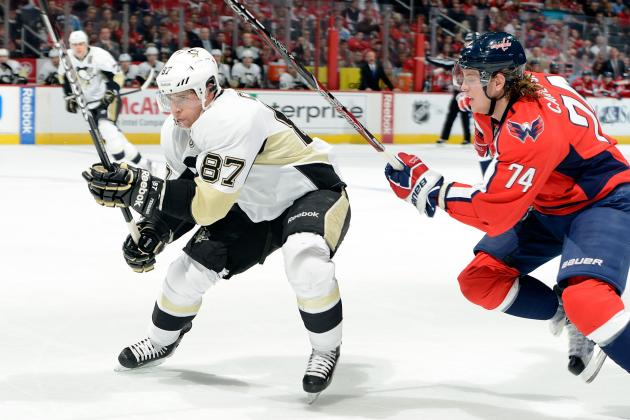 Capitals vs. Penguins: Start Time, Live Stream, TV Info, Preview and More