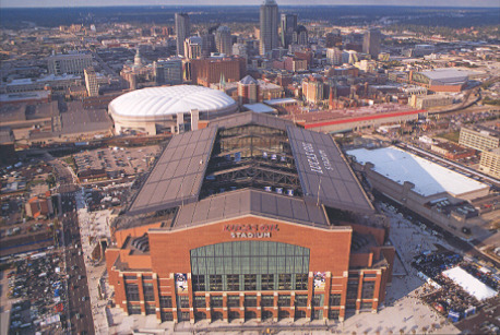 Indy Preparing a Bid for Super Bowl LII