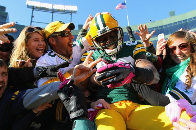 Much About Donald Driver Will Be Difficult to Replace