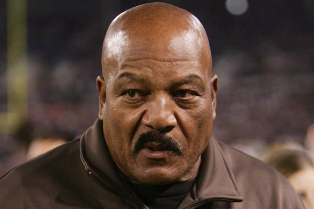 Jim Brown Says Browns Fans Should Move on