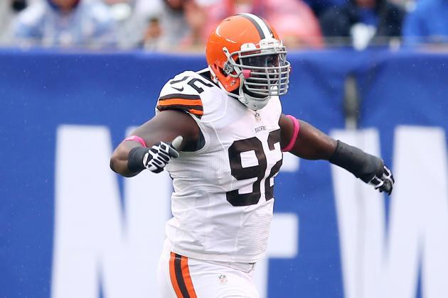 Browns Release Frostee Rucker