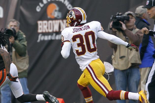 Skins Cut Cornerback D.J. Johnson