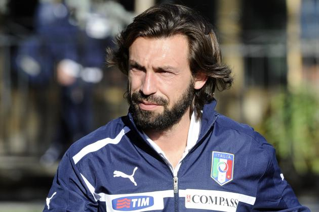 Pirlo's Juve Ready for Celtic